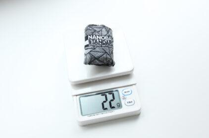 nanobag_weight_01●